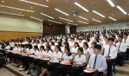 นิสิตชั้นปีที่ 1 พบอาจารย์ที่ปรึกษา ภาคต้น ปีการศึกษา 2561